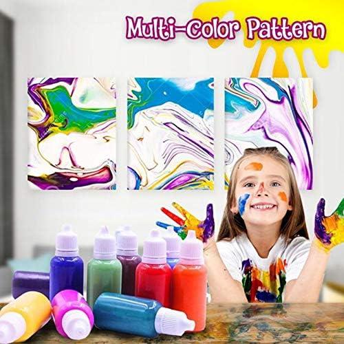 BOLANA con pigmenti ad Acqua Kit per Pittura ad Acquerello per Bambini