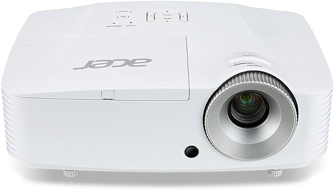 Opinión sobre Acer Essential X1378WH 3800lúmenes ANSI DLP WXGA (1280x800) 3D Desktop projector - Proyector (660,4 - 7620 mm (26 - 300