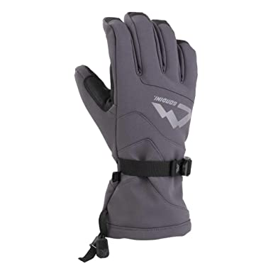 f7a7c668a498e Gordini Men's Fall Line IV Glove, Gunmetal at Amazon Men's Clothing ...