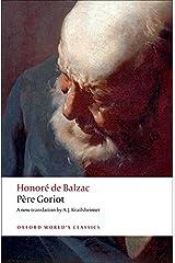 Pere Goriot (Oxford World's Classics) Paperback