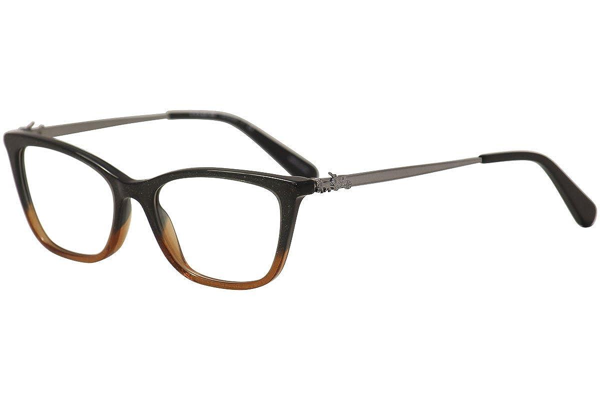 f82c60a1f9 Eyeglasses Coach HC 6107 5486 BLACK at Amazon Women s Clothing store
