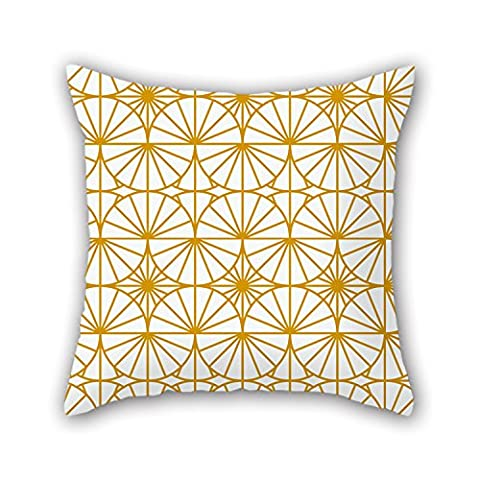 PILLO Pillow Cases Of Geometry 16 X 16 Inches / 40 By 40 Cm,best Fit For Couch,coffee House,dance Room,outdoor,bar Seat Each (Adrenaline Quartz Watch)