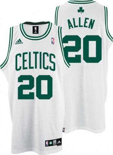 ... aliexpress adidas boston celtics 20 ray allen white home swingman  jersey xx large 2fdf4 4a408 2186f23d9
