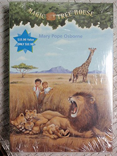 Magic Tree House: Dolphins at Daybreak / Ghost Town / Lions at Lunch / Polar Bears