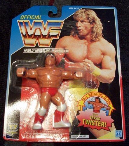 WWF Hasbro Texas Tornado Wrestling Action Figure WWE WCW ECW by Hasbro