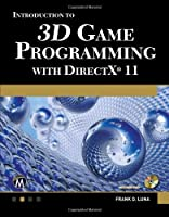 Introduction to 3D Game Programming with DirectX 11 Front Cover