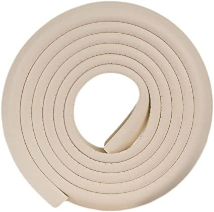 Paperllong/® 2M U Shape Extra Thick Furniture Table Edge Corne?r Protections Desk Cover Protectors Foam Baby Safety Bumper Guard