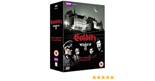 Colditz - The Complete BBC Collection with 5 Limited Edition Art ...