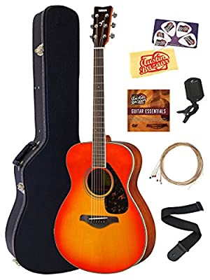 Yamaha FS800 Guitar Bundles - PRO