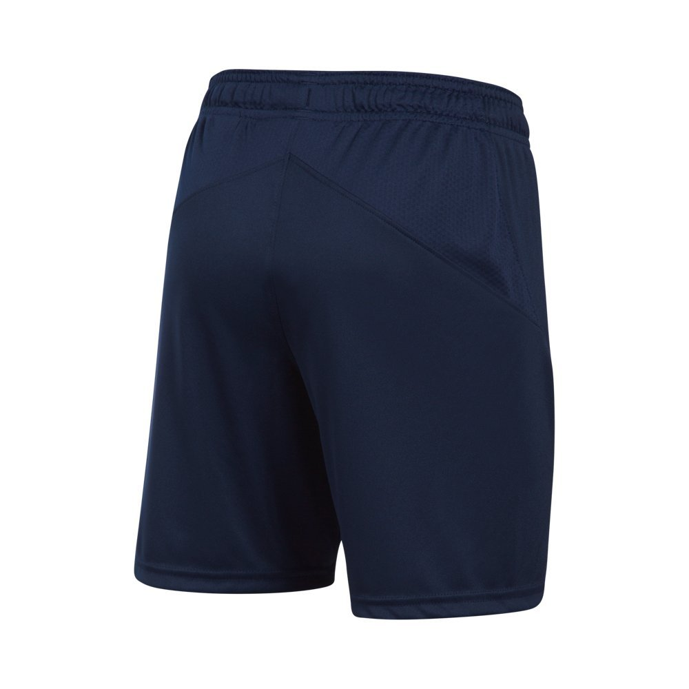 Under Armour Boys' Knit Shorts,Midnight Navy (410)/Overcast Gray, Youth Small by Under Armour