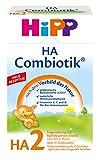 Hipp HA2 Combiotik Folgenahrung - ab dem 6. Monat, 3er Pack (3 x 500g)