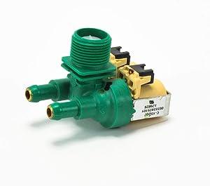 Fisher & Paykel 529828 Dishwasher Water Inlet Valve Genuine Original Equipment Manufacturer (OEM) Part