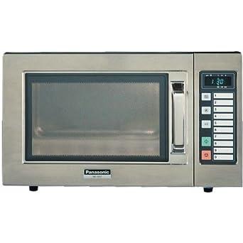 Panasonic ne-1037 comercial apta para microondas, 1000 W: Amazon ...