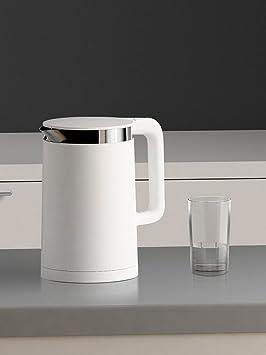 WCP Inicio Tat hervidor Eléctrico automático Potencia casa Aislamiento Olla Calentador de Agua Inteligente Control de
