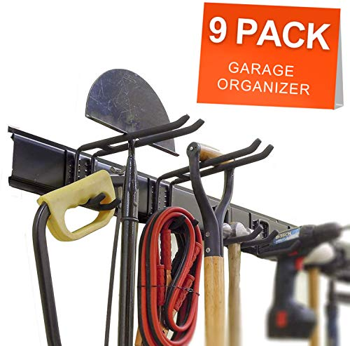 Ultrawall Garage Wall Organizer9Pc