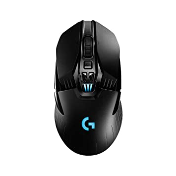 b12f63ea71d Logitech G903 Wireless Gaming Mouse with PowerPlay Wireless Charging  Compatibility, Lightspeed Wireless, Enhanced Optical
