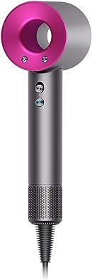 Dyson Supersonic Hair Dryer, Iron/Fuchsia, 1200W