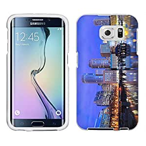 Samsung Galaxy S6 Case, Snap On Cover by Trek Boston Harbor Case