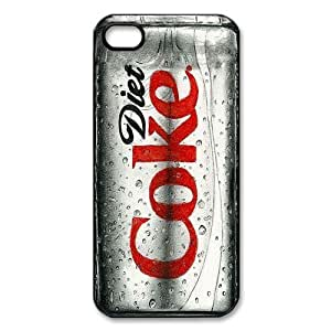 Cool Diet coke free hand sketch drawing art iPhone 6 Plus (5.5 inch) Case Cover Apple Plastic Shell Hard Case Cover Protector