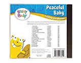 Brainy Baby Peaceful Baby CD Calming Instrumentals for Babies and Children Deluxe Edition