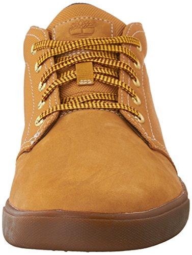 Mens Groveton Ltt Chukka L / F Moda Sneaker Grano Nubuck