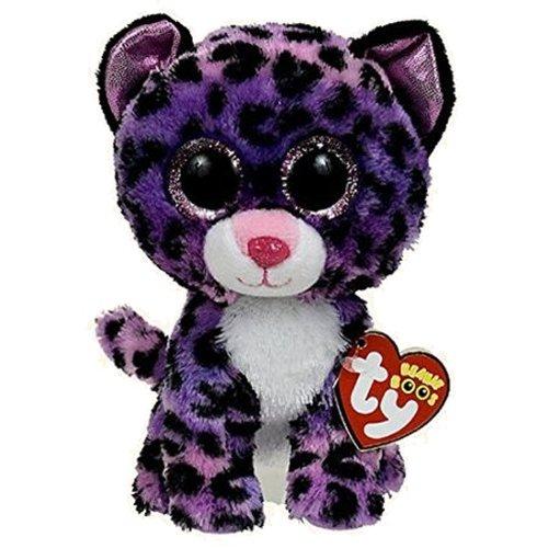 Ty Beanie Boos Jewel - Leopard (Justice (Leopard Jewel)