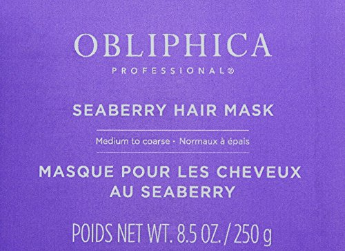 Obliphica Professional Seaberry Medium to Coarse Mask, 8.5 oz. by Obliphica Professional (Image #2)
