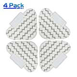 X Home Triangle Steam Mop Replacement Pads for Shark Genius S5003D Hard Floor