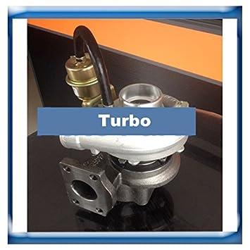 GOWE turbo para gt2052s 452222 - 0002 Turbo para Perkins Massey Ferguson Tractor con t4.40 Motor 2674 A354 2674 A098: Amazon.es: Bricolaje y herramientas