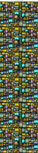 Windowpix WF108-24x96 24x96 Decorative Static Cling Window Film by Windowpix (Image #2)