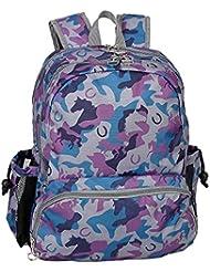 Equestrian Camo Backpack