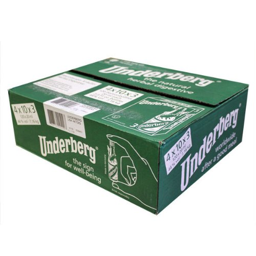 Case Pack: 3 Underberg Bottles each by Underberg