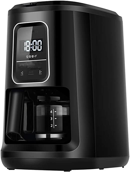 Completamente Automático Cafetera Exprés,900W Pantalla Táctil ...