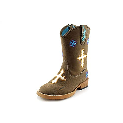 edf17ecf940 Blazin Roxx Girl's Sierra Square Toe Boots, Man Made