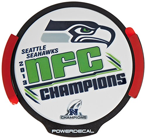 NFL NFC Champion LED Power Decal