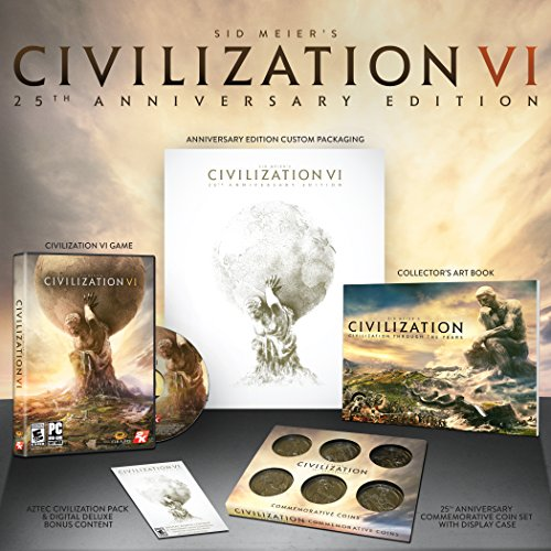 Sid Meier's Civilization VI 25th Anniversary Edition - PC