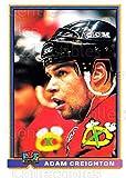 (CI) Adam Creighton Hockey Card 1991-92 Bowman (base) 394 Adam Creighton