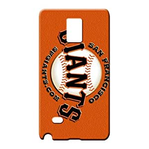 samsung note 4 Strong Protect Snap-on Hot New cell phone skins san francisco giants mlb baseball