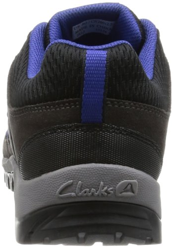 Clarks OutRock Lo GTX 20356308 Herren Schnürhalbschuhe Grau (Grey Leather)