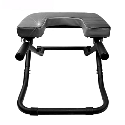Integrated Fitness Equipments Fitness & Body Building Yoga-assisted Inverted Chair Fitness Stool Inverted Machine Fitness Standing Stool Folding Yoga Inverted Auxiliary Equipment