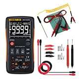 MagiDeal Q1 Digital Multimeter Voltmeter Ammeter AC DC OHM Current Voltage Circuit Tester Buzzer with LCD Backlit