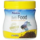 Aqueon 06051 Betta Food, 0.95-Ounce