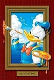 ジグソーパズル プチ マジカル・アート・ギャラリー ディズニー 204スモールピース ドナルド (10cm×14.7cm、対応パネル:プチ専用)