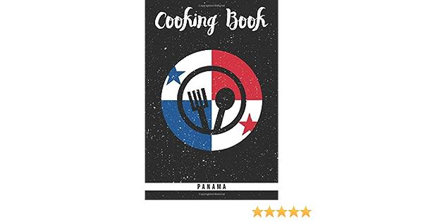 Cooking Book Panama: Self-writing cookbook for the panamanian ...