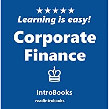 Corporate Finance Audiobook by IntroBooks Narrated by Andrea Giordani