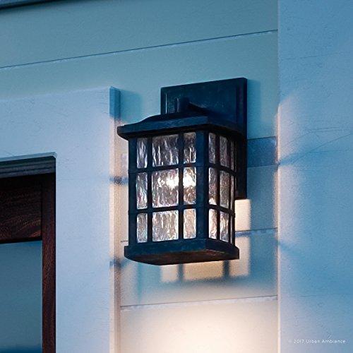Craftsman Front Porch Light in Florida - 5