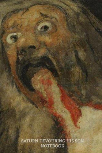 Saturn Devouring His Son Notebook (Goya De Francisco)