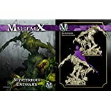 Malifaux Mysterious Emissary M2E
