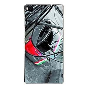 """Disagu Design Protective Case para Huawei P8 Funda Cover """"Auto No.1"""""""