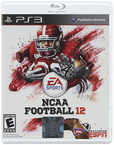 NCAA Football 12 - Playstation - Dallas Careers Sports